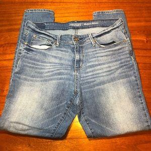 Levi signature modern skinny jeans